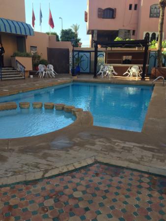Residence Marrakech Palm Club: Séjour à 6
