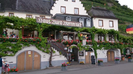 Hotel Haus Burg Metternich: Es gibt nur so viel zu sagen ,einfach toll