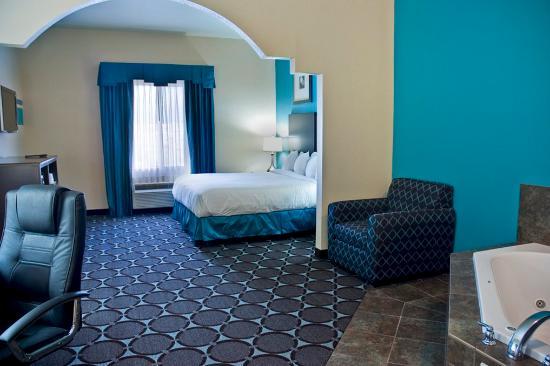 โนกาเลส, อาริโซน่า: Whirlpool Suite