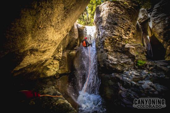 Canyoning Colorado