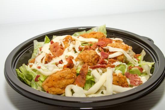 Wausau, WI: Chicken Salad