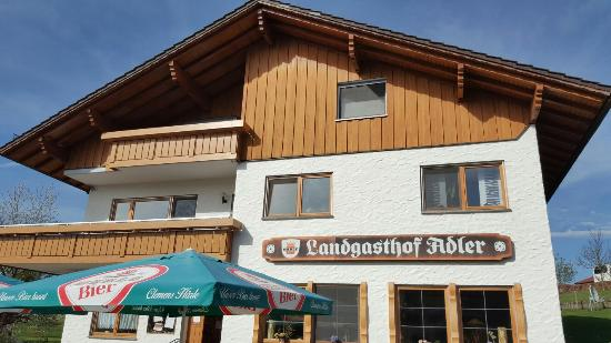 Amtzell, Γερμανία: Landgasthof Adler