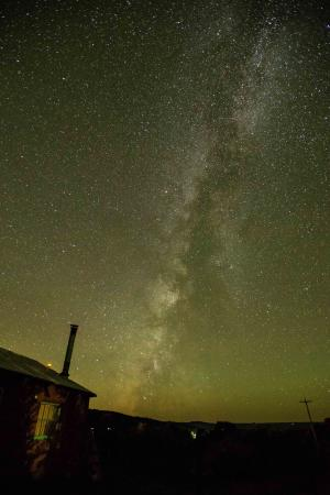 San Cristobal, Nuevo Mexico: The Milky Way