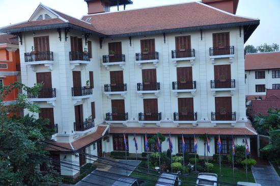 Фотография Steung Siemreap Hotel