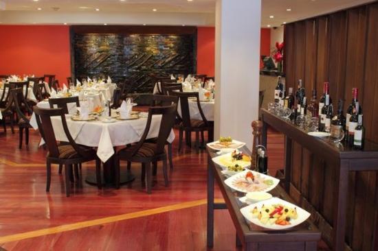 Hotel Estelar De la Feria: Restaurant