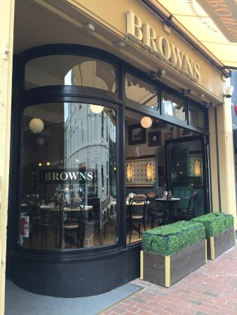 ‪Browns Brasserie & Bar‬