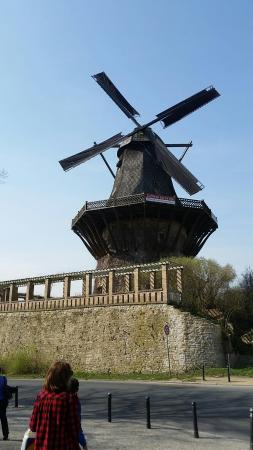The Historic Windmill