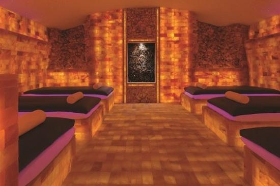 Talise Spa Salt Room - Picture of Jumeirah Messilah Beach Hotel ...