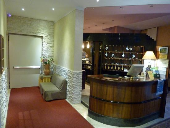 Hotel Lanterna : Ricevimento