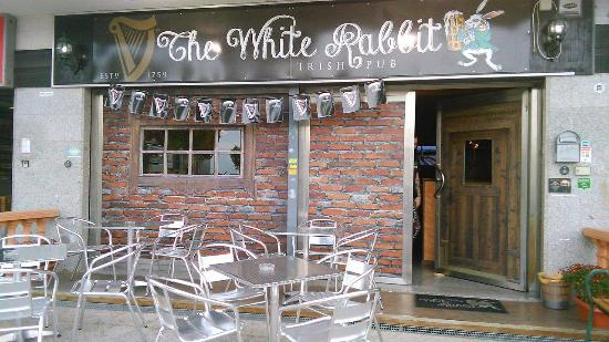 The White Rabbit Irish Pub