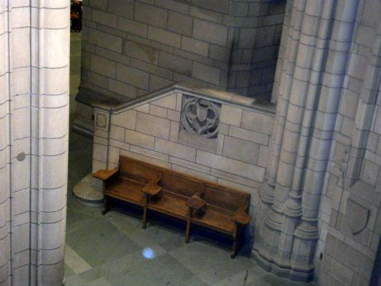 Cathedral of Learning: View from the balcony