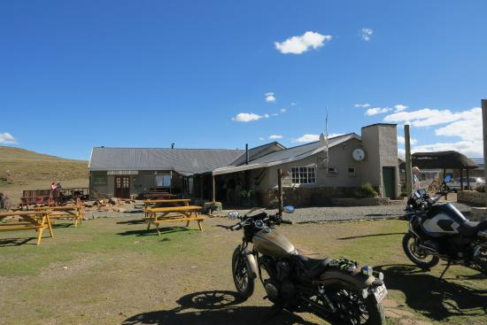 Sani Pass, Lesoto: Sani Mountain Lodge