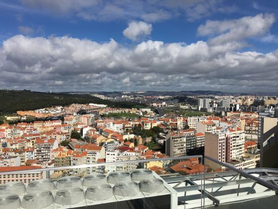 Amoreiras 360 Panoramic View