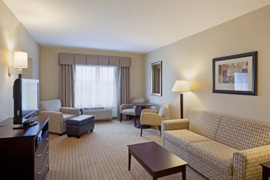 Malone, NY: Executive Suite