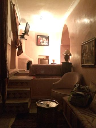 Dar Narjis : My room on the ground floor