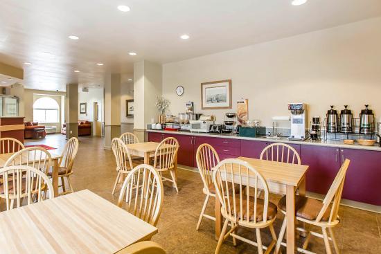Shallotte, Βόρεια Καρολίνα: Breakfast