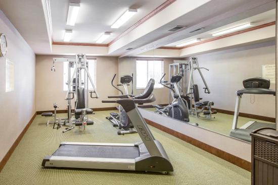 Parachute, CO: Fitness center