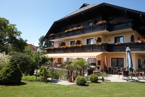 Sankt Georgen am Längsee, Austria: Hausansicht