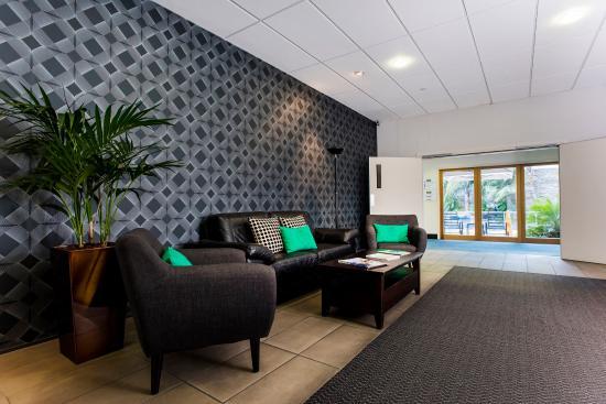 Gisborne, Nueva Zelanda: Lobby