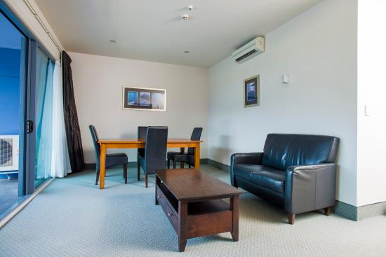 กิสบอร์น, นิวซีแลนด์: Guest room