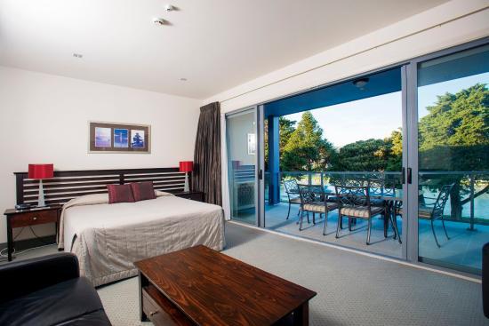 Gisborne, New Zealand: Guest room