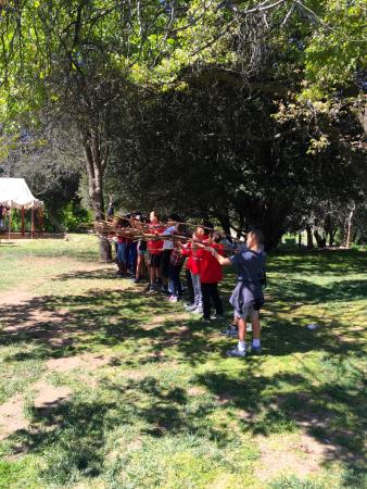Oak Glen, CA: Learning the orders of battle