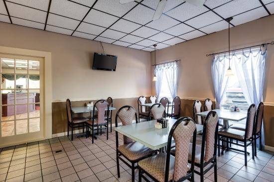 Osceola, AR: Restaurant