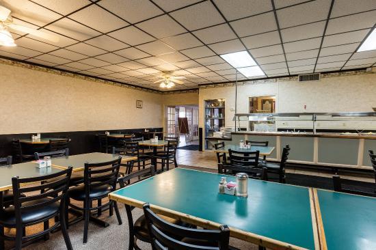 Osceola, AR: Breakfast Area
