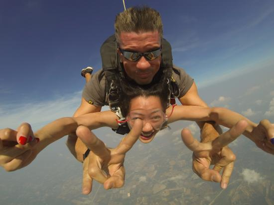 Bird's Paradise Skydiving: wwwwwooooo