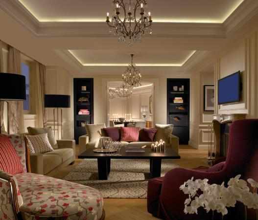 Hotel Schweizerhof: Presidential Suite