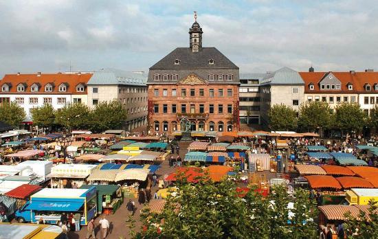 Hanauer Wochenmarkt