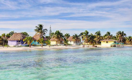 Turneffe Island, Belice: Welcome to Paradise