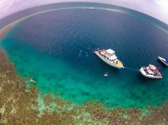 Turneffe Island, Belize: The Blue Hole