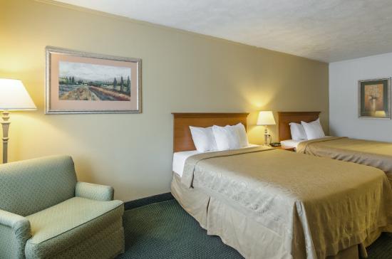 Summersville, Batı Virjinya: Guest Room