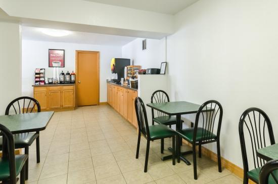 Summersville, Batı Virjinya: Breakfast Seating