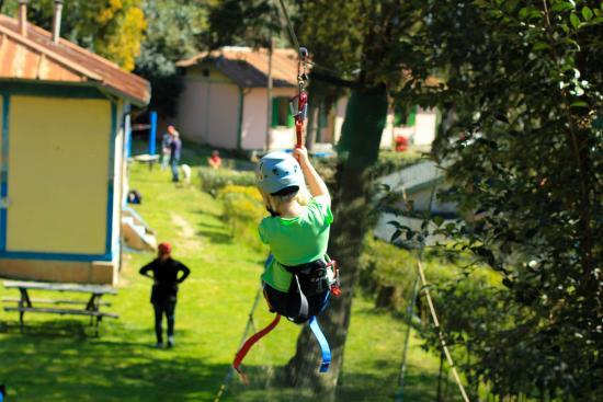 Barbarano di Salo, Ιταλία: Teleferica