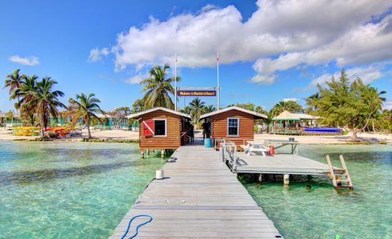 Turneffe Island, Belize: Welcome to Blackbird