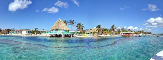 Turneffe Island, Belize: Ahhhh... the sea!