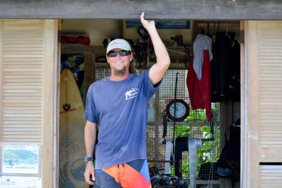 Carib Kiteboarding, Virgin Gorda, BVI