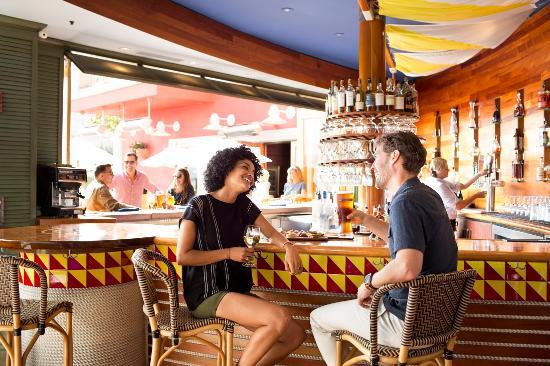 Schooners Coastal Kitchen Bar Picture Of Monterey Plaza Hotel Spa Tripadvisor