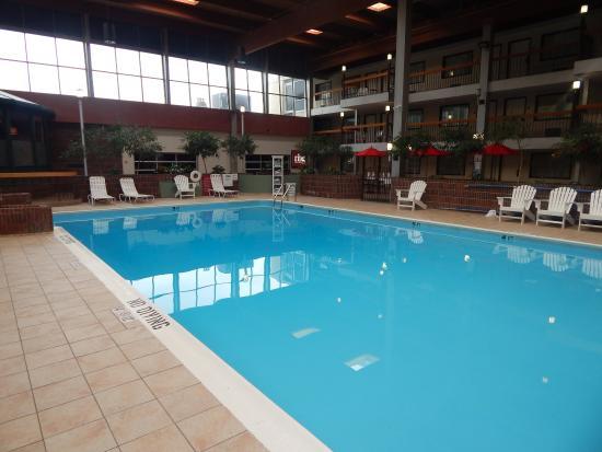 Beaver Falls, Pensilvania: Hotel Pool
