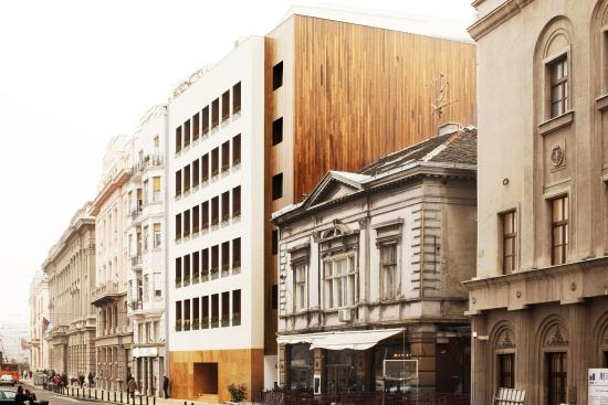 Square Nine Hotel Belgrade: Square Nine Exterior Surrounding