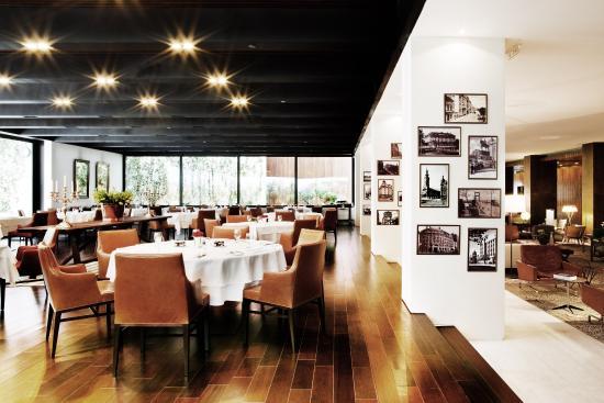 Square Nine Hotel Belgrade: Restaurant The Sqare Square Nine Hotel