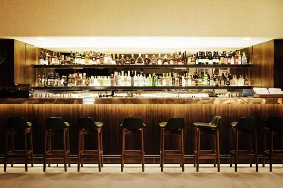 Square Nine Hotel Belgrade: The Lobby Bar