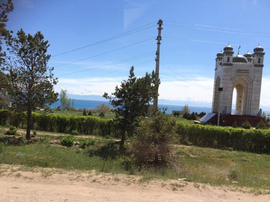 Cholpon Ata, Kirguistán: На берегу Иссык-Куля