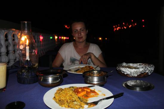 Pyrenees Homestay: India cuisine