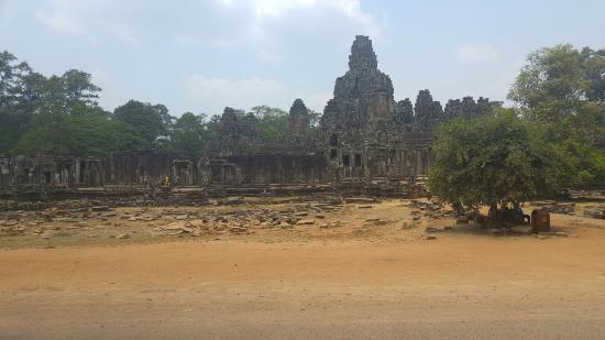 First time visiting Cambodia