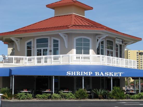 Shrimp Basket Pensacola Beach Restaurant Reviews Phone Number