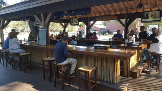 the outside bar at 1 2 shell picture of on the half shell rh tripadvisor com