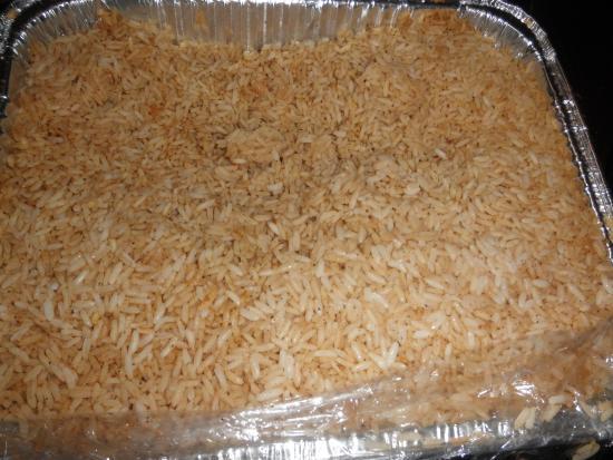 เล็กซิงตัน, เซาท์แคโรไลนา: rice